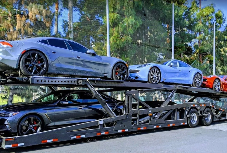 You Can Ship Your Vehicle Almost Anywhere From California
