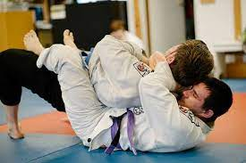 Learn all about the advantages of Jiu Jitsu training