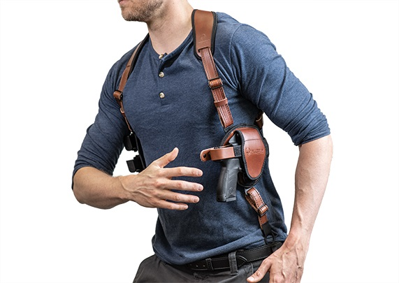 What Is A Shoulder Holster? (You Need To Know About This)