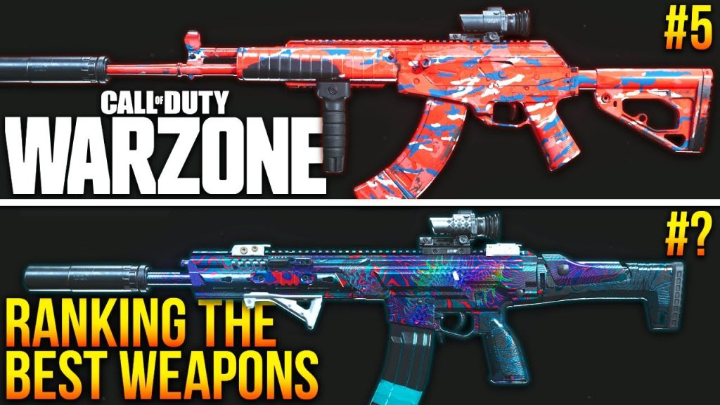 What Are the Best Guns in Warzone?